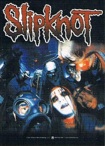 slipknot group mayhem flag