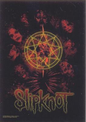 slipknot star and members flag