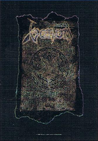 venom tablet of seth flag