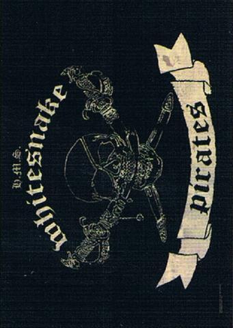 whitesnake pirates flag