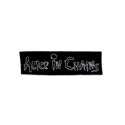 alice in chains logo patch