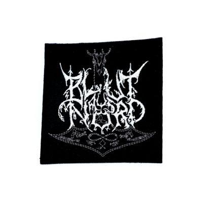 Blut Aus Nord Logo Patch
