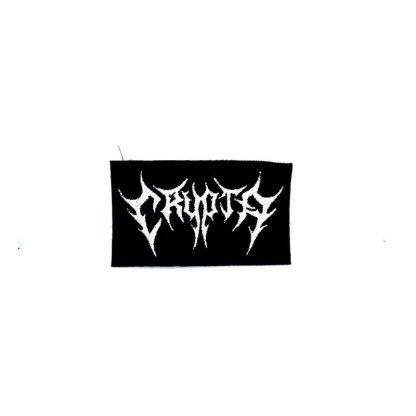 crypta logo patch