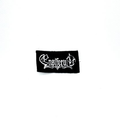 ensiferum logo mini patch