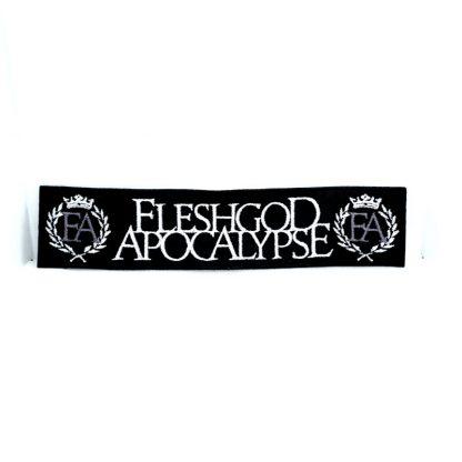fleshgod apocalypse logo strip patch