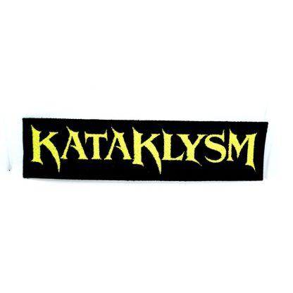 Kataklysm Logo Strip Patch