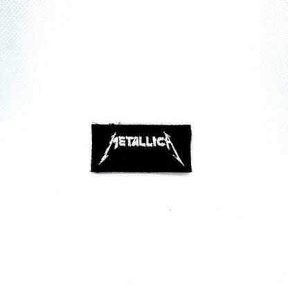 Metallica Logo Mini Patch