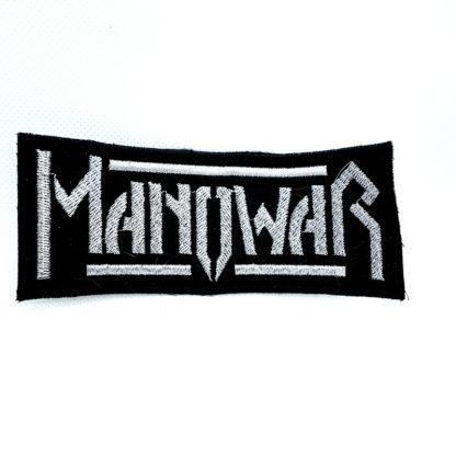 monowar silver logo patch