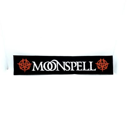 Moonspell Logo Strip Patch