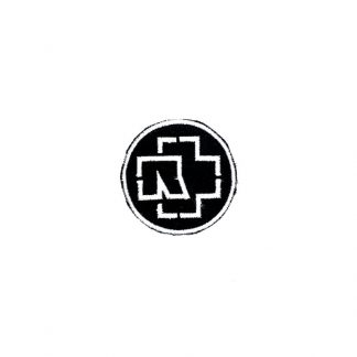 Rammstein Logo Mini Patch