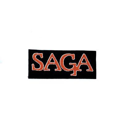 saga logo patch