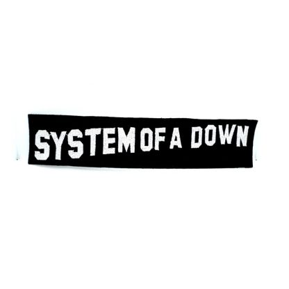 System Of A Down Logo Strip Patch