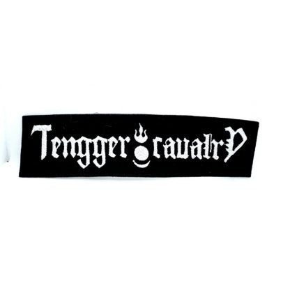 tenggar cavalry logo strip patch