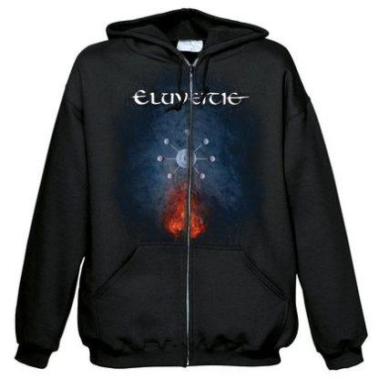 Eluveitie My Genesis Zip Front