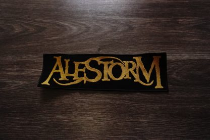 alestorm logo backstripe