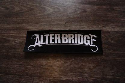 alterbridge logo back stripe