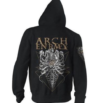 arch enemy a fight i must win ZIP back