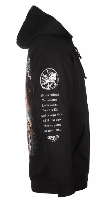 Cradle Of Filth Creulty And The Beast Zip Side