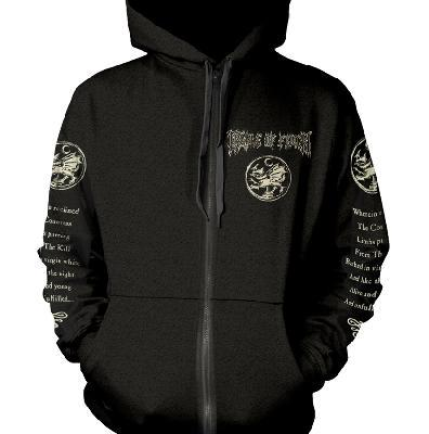 Cradle Of Filth Cruelty And The Beast Zip Front