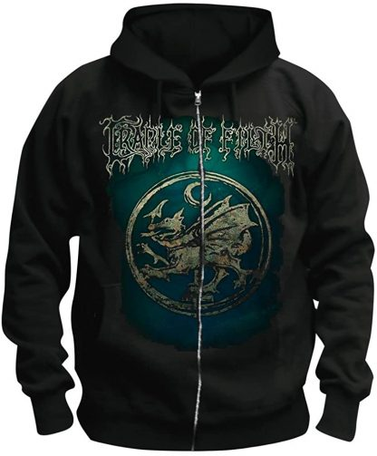 Cradle Of Filth The Order Zip Front