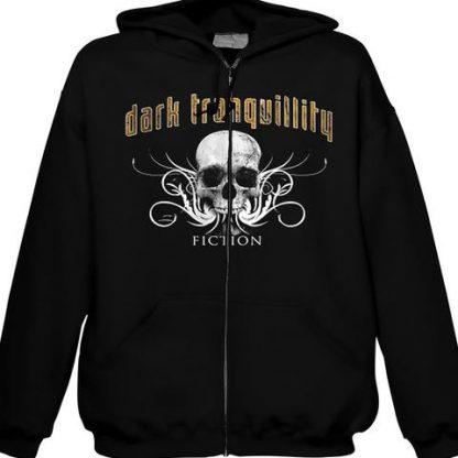 Dark Tranquillity Fiction Skull Hs Front