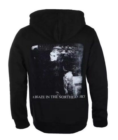 Darkthrone A Blaze In The Northern Sky Zip Back