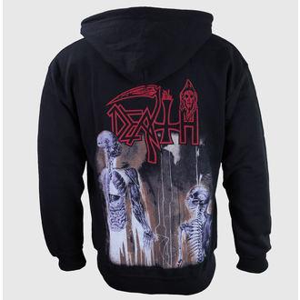 Death Human Zip Back