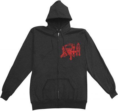 Death Human Zip Front