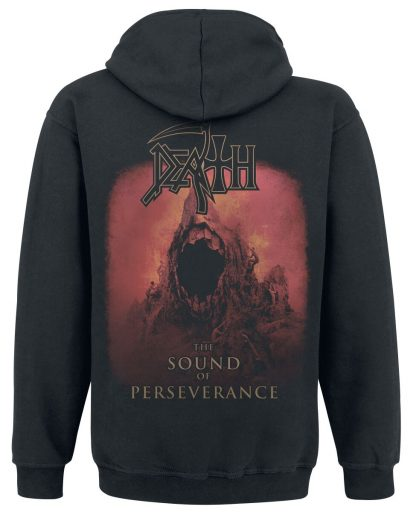 Death The Sound Of Perseverance Zip Back