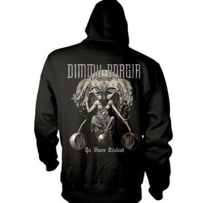 Dimmu Borgir In Sorte Diaboli Goat Hs Back