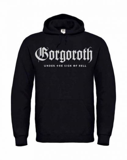 Gorgoroth Under The Sign Of Hell Hs Front