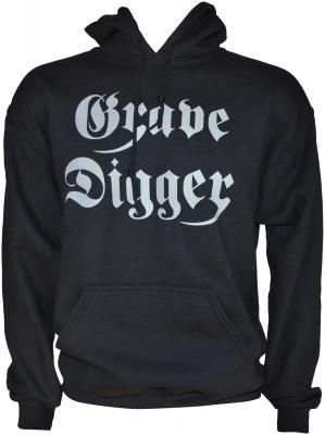 Grave Digger Logo Hs Front