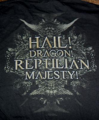 Keep Of Kalessin Hail Reptilian Ts Back
