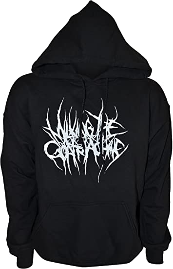 Milking The Goatmachine Hooded Sweater Front
