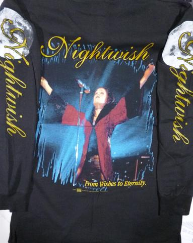 nightwish from wishes to eternity LS back
