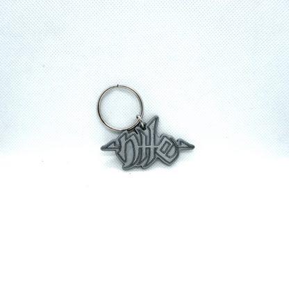 nile logo keyring