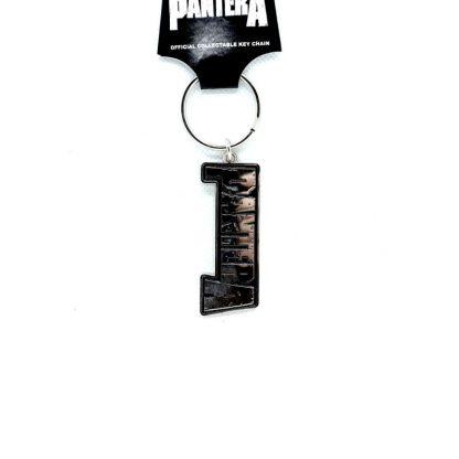 pantera logo keyring