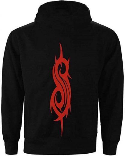 Slipknot Splatter Hs Back