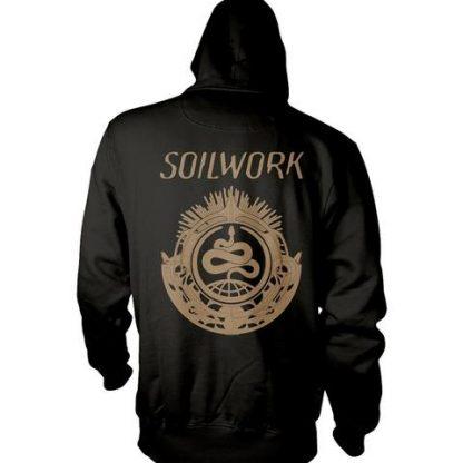 Soilwork Snake Hs Back