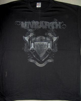 unearth eyes of fire TS front