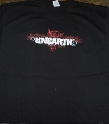 Unearth Red Angel Ts Front
