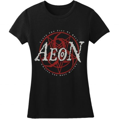aeon fist of hell GS front