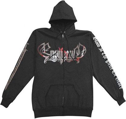 Ensiferum Blood Is The Price Of Glory Zip Front