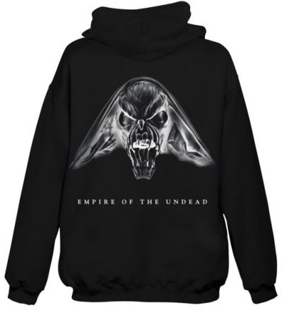 Gamma Ray Empire Uf The Undead Zip Back