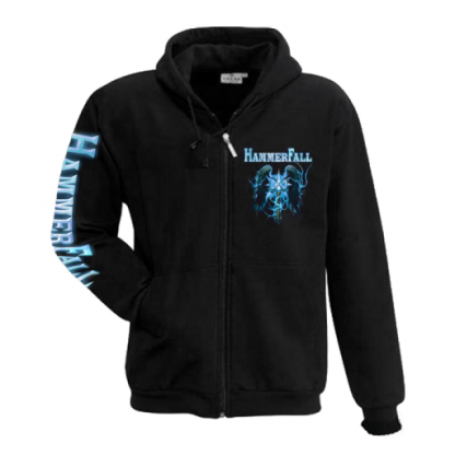 Hammerfall Second To One Zip Front