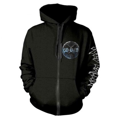 Iced Earth 30Th Anniversary Zip Front