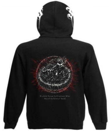 Inquisition Bloodshed Across The Empyrean Altar Zip Back
