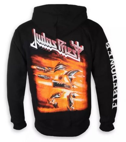 Judas Priest Firepower Zip Back