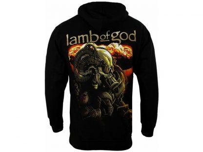 Lamb Of God Anime Zip Back