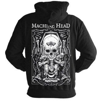 Machine Head Moth Zip Back